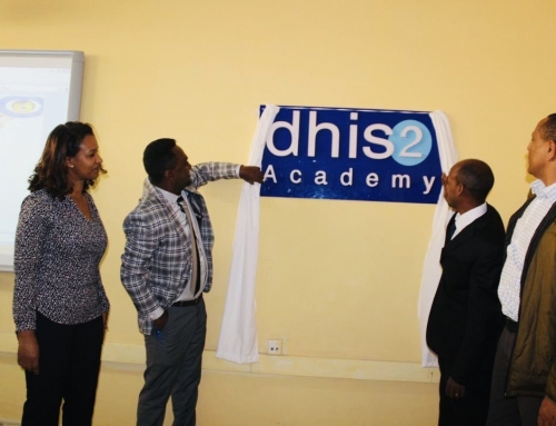 The First DHIS2 Academy of Ethiopia Launched at the University of Gondar