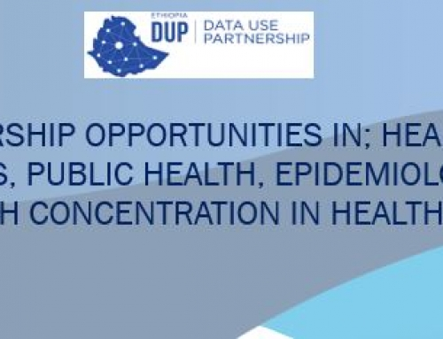 10 PhD SCHOLARSHIP OPPORTUNITIES IN; HEALTH INFORMATICS, HEALTH SYSTEMS, PUBLIC HEALTH, EPIDEMIOLOGY, BIOSTATISTICS – WITH A RESEARCH CONCENTRATION IN HEALTH INFORMATION SYSTEMS